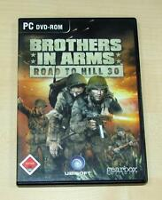 BROTHERS IN ARMS - ROAD TO HILL 30 - PC SPIEL - FSK 18