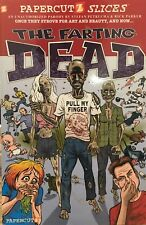Papercutz Slices #5: The Farting Dead-Walking Dead Mint Condition Paperback