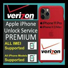 VERIZON USA ALL IPHONE PREMIUM UNLOCK SERVICE iPhone 12 iPhone 12 Pro Max 12 Pro