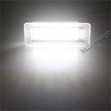 2x LED For Mercedes Benz Smart W451 Fortwo W450 W453 License Number Plate Lights