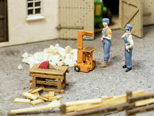 Noch 3D Minis Wood Splitter & Circular Saw 13726 HO Scale (suit OO also)