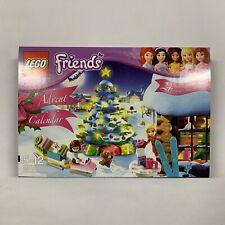 LEGO FRIENDS 2012 ADVENT CALENDAR #3316 NEW IN SEALED BOX - RETIRED - RARE