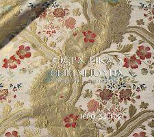 "Liturgical vestments brocade fabric metallic 33 102, width is 155 cm-61"""