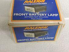 NOS Raleigh ralpar Front Akku Fahrrad Lampe Passform CHOPPER GRIFTER Moulton etc
