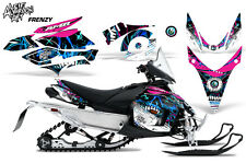 AMR Racing Yamaha Phazer RTX GT Snowmobile Decal Sled Graphic Kit 07-16 FRENZY