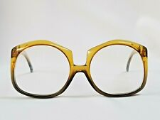 Vtg 80s Oversized Womens Christian Dior 1201 frames glasses frame sunglasses