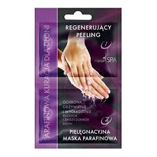 MARION SPA PARAFFIN TREATMENT MASK & PEEL FOR HANDS