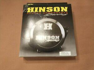 04-08 Kawasaki KX250F Hinson Racing Clutch Cover C217