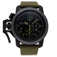 Graham Chronofighter Oversize Chronograph Watch 2CCAU.G01A.T15
