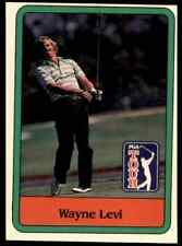1981 DONRUSS GOLF PGA TOUR WAYNE LEVI RC #32