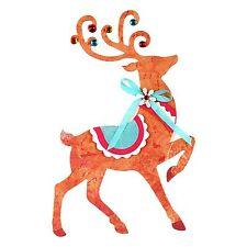 Sizzix Bigz Reindeer die #658738 Retail $21.99 Cuts Fabric!