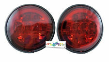 New Rear Trunk Led Lights Lamp (Pairs) for LEXUS IS200 IS300 1999-2005-Red/Clear