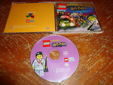 LEGO Creator Harry Potter PC CD-ROM 2001 for Windows 98/2000/Me French Version