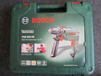 Empty Carry Case for Corded Bosch PSB 650 RE Electric Impact Percussion Drill