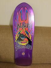 Old School Santa Cruz SMA Natas Kaupas Evil Cat Reissue Skateboard Deck New