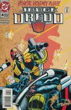 Judge Dredd (DC) #4 VF; DC | save on shipping - details inside