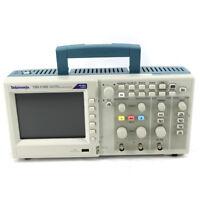 TBS1102 Tektronix Digital Storage Oscilloscope 100MHz 2 Channels 1.0GS/s