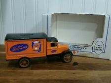 ERTL 1931 Delivery Truck Bank, Supermix Our Own Hardware, Diecast Metal