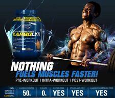 Efx Sports Karbolyn Fuel Raspberry Lemonade (4.5 lb) Stim Free Energy Endurance