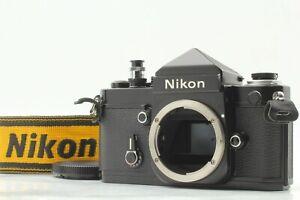 [Optical MINT S/N 792xxxx] Nikon F2 Eye Level DE-1 Black Film Camera Body Japan
