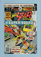 ALLSTAR COMiCS PRESENTS JUSTiCE SOCiETY of AMERiCA #61 VF DC BRONZE