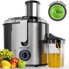 Estrattore a freddo per succo di frutta centrifugati di frutta e verdura ortaggi