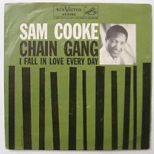 SAM COOKE: Chain Gang RCA VICTOR 47-7783 rare NORTHERN SOUL classic PS + 45 mp3
