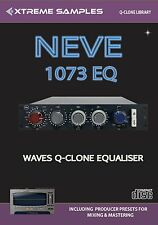 Xtreme Samples AMS Neve 1073 Waves Q-Clone Library
