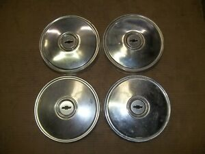75-80 Chevrolet Chevette Hubcap Rim Center Hub Cap Wheel Cover OEM DOG DISH USED