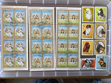 Thematic Stamps Dogs