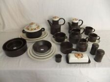 Unboxed Brown Vintage Original Midwinter Pottery