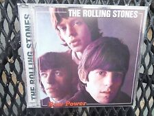 "ROLLING STONES ""RAW POWER"" BRAND NEW/UNUSED PRO SOURCED SILVER DISC CD-CHEAP!"