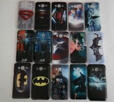 Superhero Patterned Mobile Phone Cases & Covers for Samsung