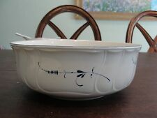 """Villeroy Boch Vieux Luxembourg Large Veg Bowl 9 3/4"""" By 3 3/5"""""""
