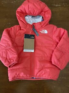The North Face 12-18M Baby Girls' Reversible Perrito Jacket . NWT