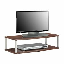 Convenience Concepts Designs2go 2-tier TV Swivel Board for Flat Panel Tv's up to