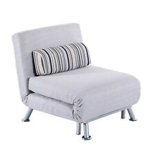 Modern Lazy Boy Recliner Chair Furniture Guest Sofa Bed 2-1 Adjustable Positions