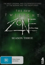 New Twilight Zone Season 3 Brand New but UNSEALED 4-DVD Set Region 0 (Plays ANYW