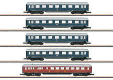 More details for marklin 87357 db ab4u 1st/2nd class skirted coach set (5) iii