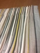 Romo Cubis Sylvan 7759 Curtains, Interlined,Hand Sewn,Made To Measure,All Cols.