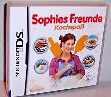Sophies Freunde: Kochspaß (Nintendo DS, 2007)