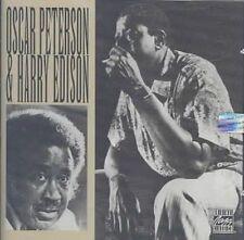 Proper Album CDs Oscar Peterson