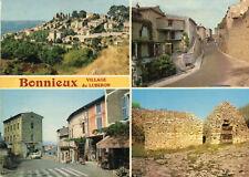Carte BONNIEUX Village du Lubéron en multivues