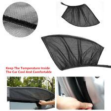 Car Safe Heat-dissipating Block Sunshade Net Side Window Anti-mosquito Sunscreen
