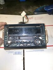 Clarion Adx5655Z Cd Player/Cassette Player In Dash Receiver