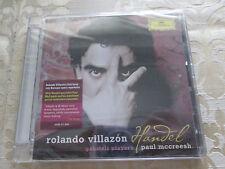 ROLANDO VILLAZON HANDEL GABRIELI PLAYERS PAUL McCREESH 2009 DEUTSCHE GRAMMOPHON