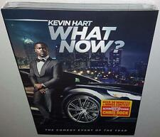 KEVIN HART WHAT NOW (2017 RELEASE) BRAND NEW SEALED R1 DVD