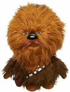 """Star Wars 8"""" CHEWBACCA BRAND NEW / DEMO BATTERIES RUN OUT SO SOLD AS PLUSH TOY"""