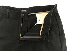 Dockers Straight Fit Men 38x30 (38 X 26.25) Black Pant Short Chino Navy Blue M3