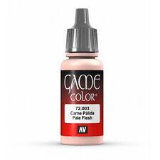Vallejo Game Color: Pale Flesh - VAL72003 Acrylic Model Paint 17mm Bottle